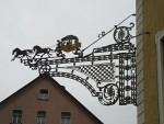 Uithangbord, Wangen, Duitsland
