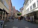 Binnenstad van Lindau, Duitsland