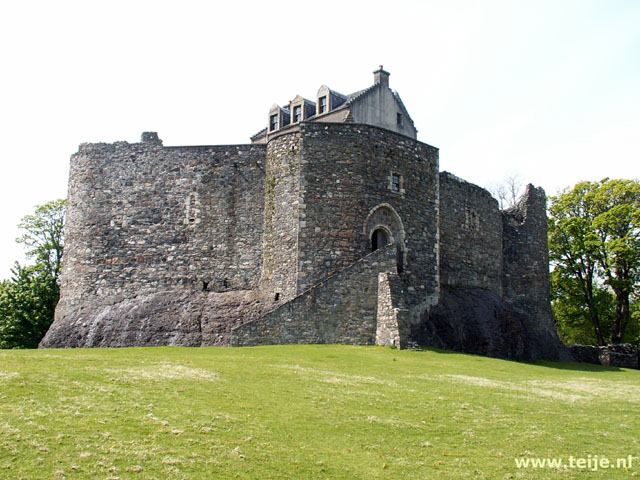 Dunstaffnage Castle
